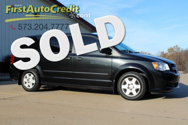 2013 Dodge Grand Caravan  | Jackson , MO | First Auto Credit in Jackson  MO