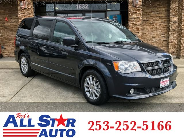 2013 Dodge Grand Caravan RT This vehicle is a CarFax certified one-owner used car Pre-owned vehi