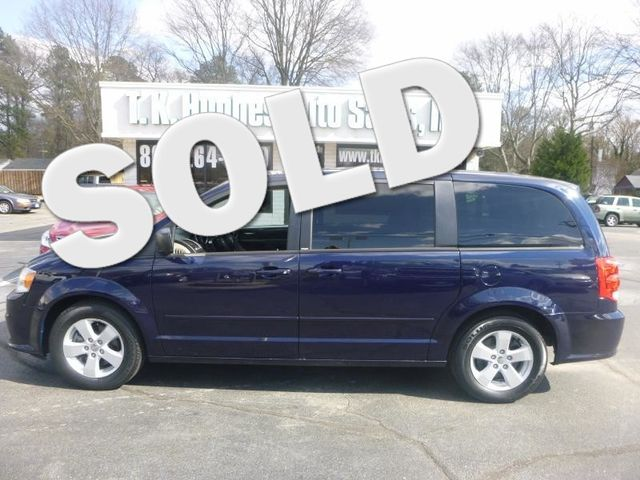 2013 Dodge Grand Caravan SE Richmond, Virginia 0