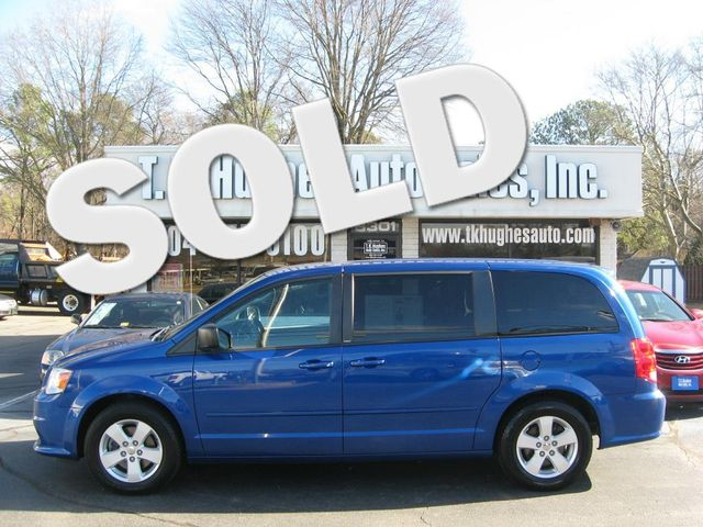 2013 Dodge Grand Caravan SE Richmond, Virginia 0