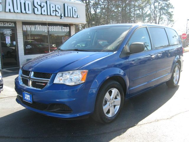 2013 Dodge Grand Caravan SE Richmond, Virginia 1