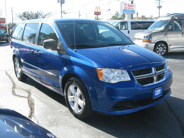 2013 Dodge Grand Caravan SE Richmond, Virginia 3