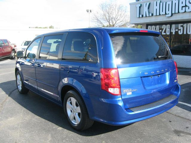 2013 Dodge Grand Caravan SE Richmond, Virginia 7