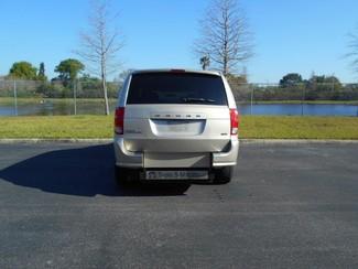 2013 Dodge Grand Caravan Sxt Handicap Van Pinellas Park, Florida 4