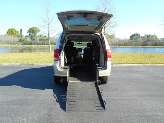 2013 Dodge Grand Caravan Sxt Handicap Van Pinellas Park, Florida