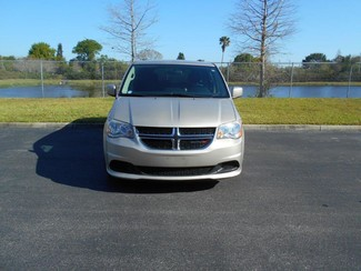 2013 Dodge Grand Caravan Sxt Handicap Van Pinellas Park, Florida 3