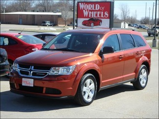 2013 Dodge Journey SE in  Iowa
