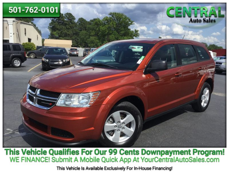 2013 Dodge Journey American Value Pkg   Hot Springs, AR   Central Auto Sales in Hot Springs AR