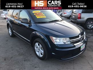 2013 Dodge Journey SE Imperial Beach, California