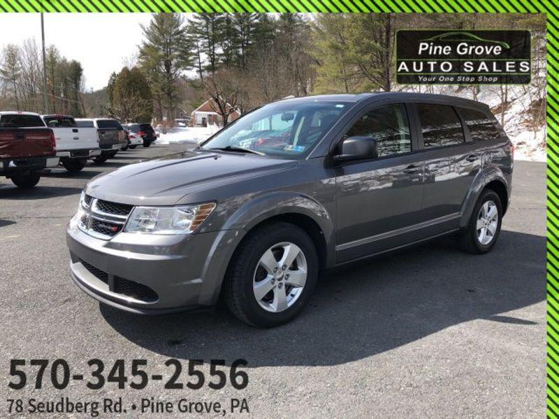 2013 Dodge Journey American Value Pkg   Pine Grove, PA   Pine Grove Auto Sales in Pine Grove, PA