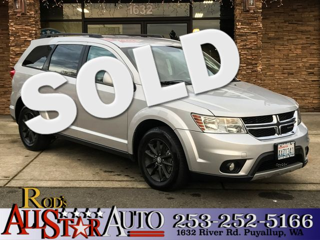 2013 Dodge Journey SXT The CARFAX Buy Back Guarantee that comes with this vehicle means that you c