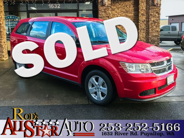 2013 Dodge Journey This vehicle is a CarFax certified one-owner used car Pre-owned vehicles can b