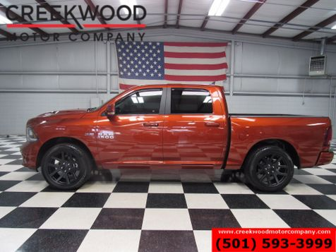2013 Dodge Ram 1500 Sport SLT 2wd Crew Cab 22s Lthr Low Miles in Searcy, AR