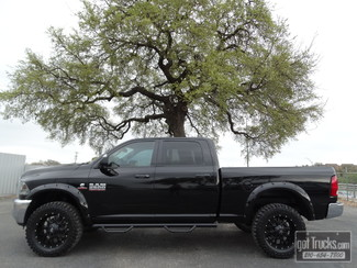 2013 Dodge Ram 2500 Crew Cab Tradesman 6.7L Cummins Turbo Diesel 4X4 in San Antonio Texas