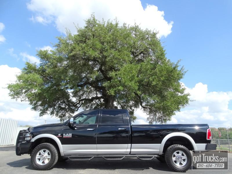 2013 Dodge Ram 2500 Crew Cab Laramie 6.7L Cummins Turbo Diesel 4X4 in San Antonio Texas
