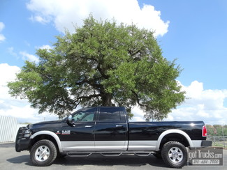 2013 Dodge Ram 2500 Crew Cab Laramie 6.7L Cummins Turbo Diesel 4X4 in San Antonio Texas