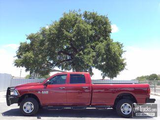 2013 Dodge Ram 2500 Crew Cab Tradesman 6.7L Cummins Turbo Diesel 4X4   American Auto Brokers San Antonio, TX in San Antonio Texas