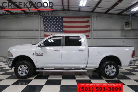 2013 Dodge Ram 2500 Laramie 4x4 Diesel White Low Miles Lthr Nav Chrome in Searcy, AR