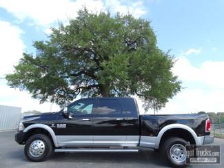 2013 Dodge Ram 3500 DRW Mega Cab Laramie Cummins Turbo Diesel 4X4 in San Antonio Texas