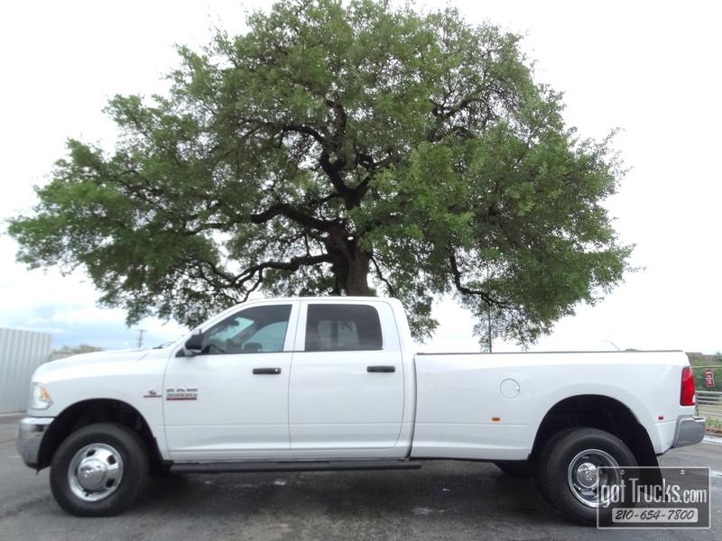 2013 Dodge Ram 3500 DRW Crew Cab Tradesman 6.7L Cummins Turbo Diesel  in San Antonio Texas