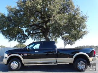 2013 Dodge Ram 3500 Crew Cab Longhorn 6.7L Cummins Turbo Diesel 4X4 in San Antonio Texas