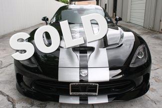 2013 Dodge SRT Viper GTS Houston, Texas