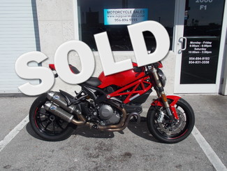 2013 Ducati Monster 1100 EVO ABS Dania Beach, Florida