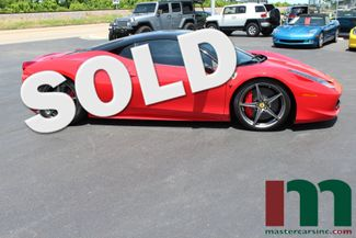 2013 Ferrari 458 Italia in Granite City Illinois