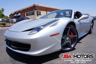 2013 Ferrari 458 Italia Spider Convertible | MESA, AZ | JBA MOTORS in Mesa AZ