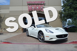 2013 Ferrari California in Arlington Texas