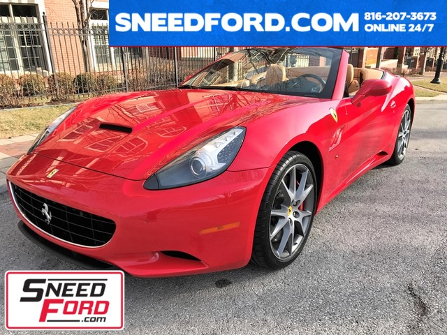 2013 Ferrari California  in Gower Missouri