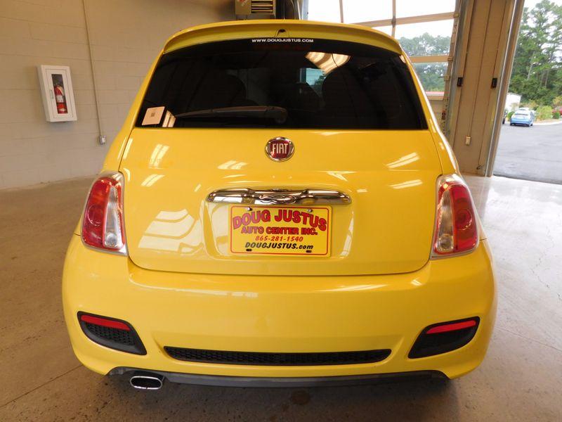 2013 Fiat 500 Sport  city TN  Doug Justus Auto Center Inc  in Airport Motor Mile ( Metro Knoxville ), TN