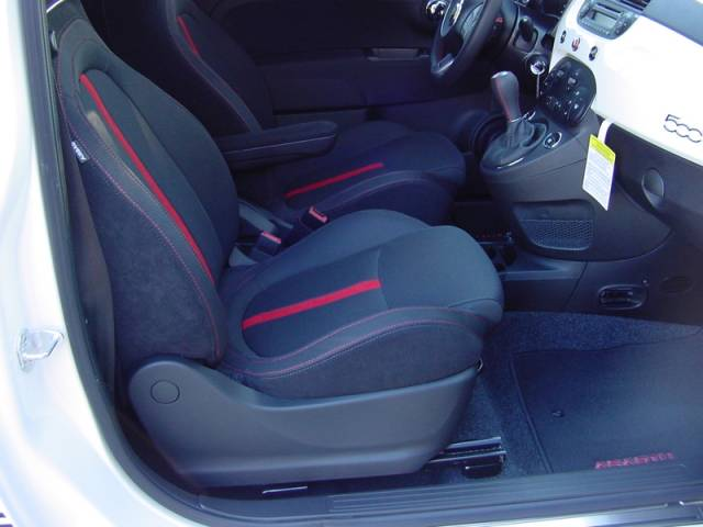 2013 Fiat 500 Abarth Austin , Texas 12