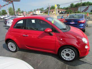 2013 Fiat 500 Pop Fremont, Ohio 2