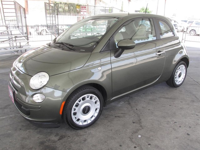 2013 FIAT 500 Pop Please call or e-mail to check availability All of our vehicles are available