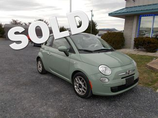 2013 Fiat 500 in Harrisonburg VA