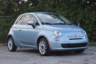 2013 Fiat 500 Pop Hollywood, Florida 1