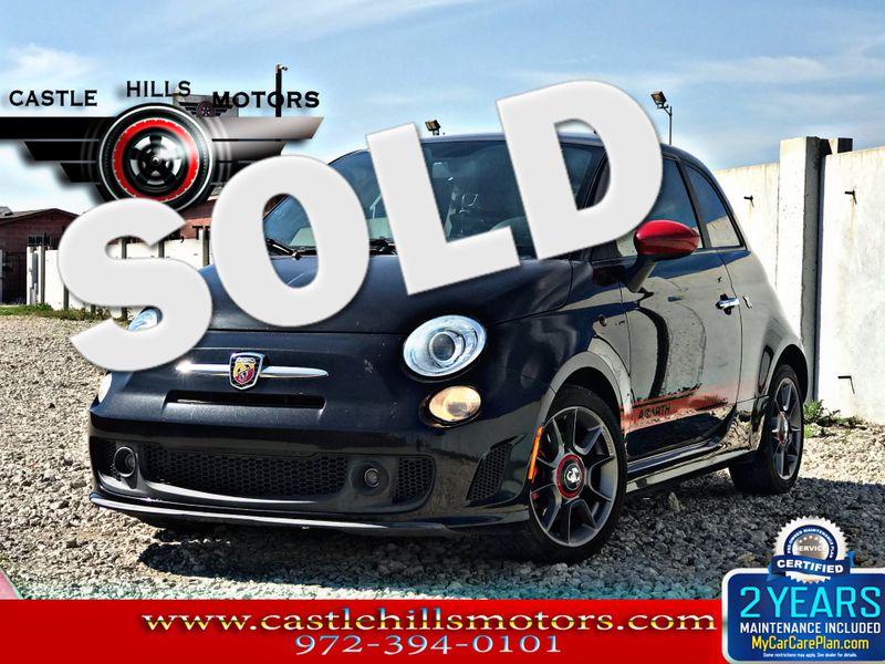 2013 Fiat 500 Abarth | Lewisville, Texas | Castle Hills Motors in Lewisville Texas