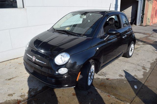 2013 Fiat 500 Pop Richmond Hill, New York 1
