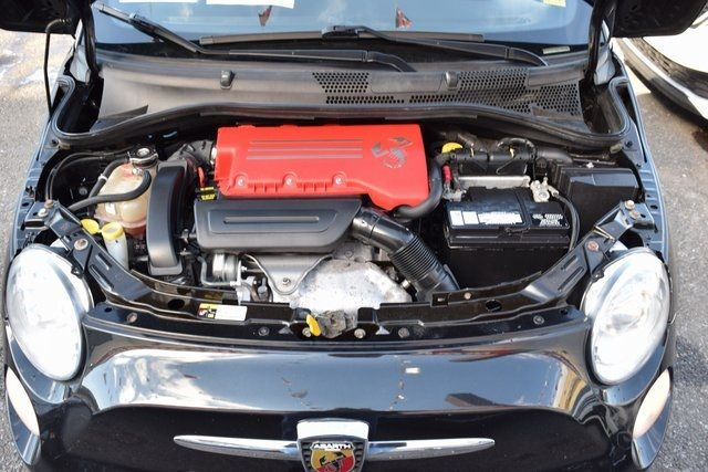 2013 Fiat 500 Abarth Richmond Hill, New York 4