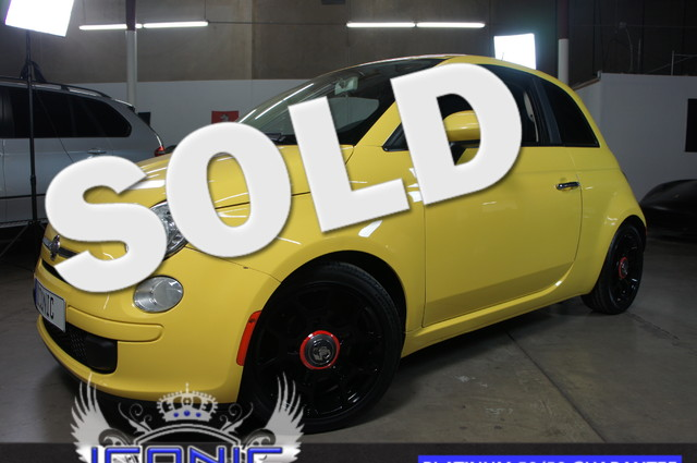 This 2013 FIAT 500 Pop is a Iconic Motors Featured Car