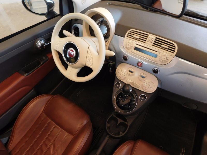 2013 Fiat 500c Lounge  city TN  Doug Justus Auto Center Inc  in Airport Motor Mile ( Metro Knoxville ), TN