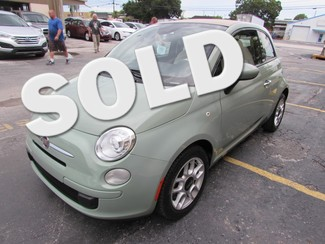2013 Fiat 500c in Clearwater Florida
