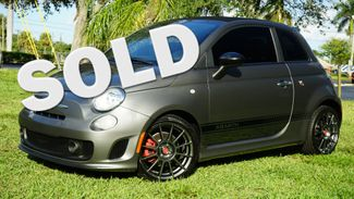 2013 Fiat 500c Abarth in Lighthouse Point FL