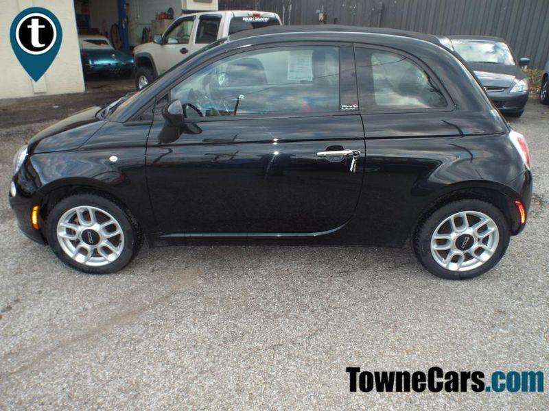 2013 Fiat 500c Pop | Medina, OH | Towne Auto Sales in Medina OH