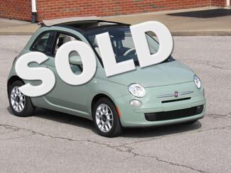 2013 Fiat 500c Pop in St. Charles, Missouri