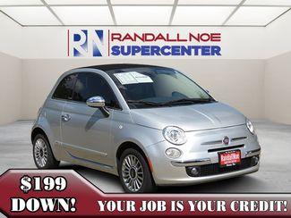2013 Fiat 500c Lounge | Randall Noe Super Center in Tyler TX
