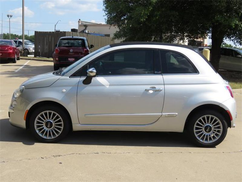 2013 Fiat 500c Lounge | Randall Noe Super Center | Tyler TX 75701