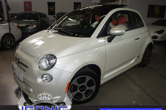 2013 Fiat 500e Electric | Tempe, AZ | ICONIC MOTORCARS, Inc. in Tempe AZ