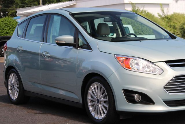 2013 Ford C-Max Hybrid SEL FWD - HEATED LEATHER! Mooresville , NC 24